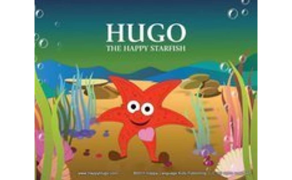 Hugo the Happy Starfish
